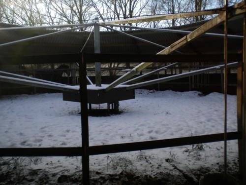 sneeuwmolen