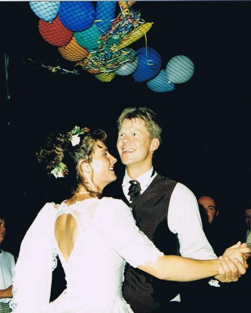 trouwdans